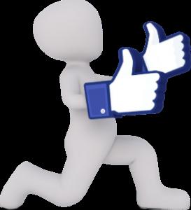 facebook hands